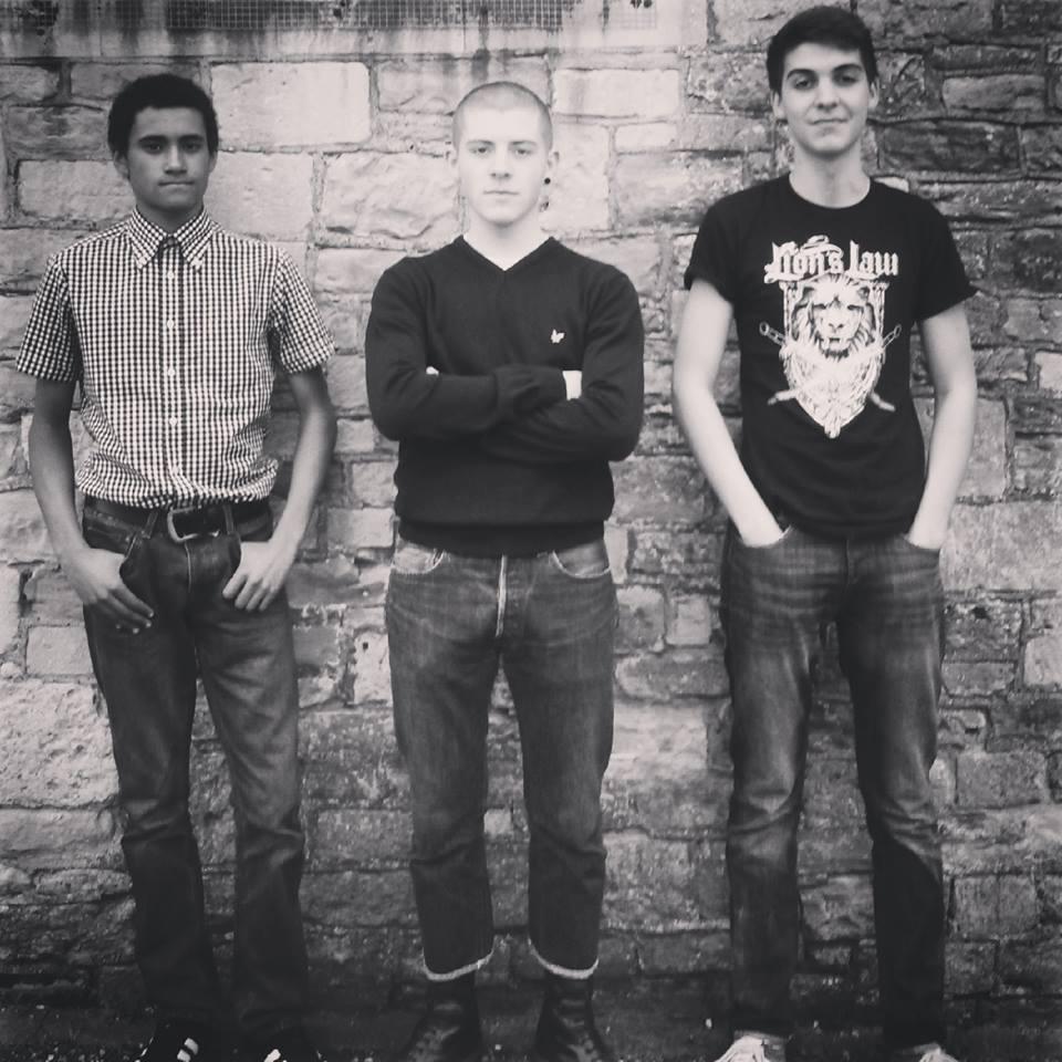 Grade 2: Punk desde la Isla de Wight (UK)