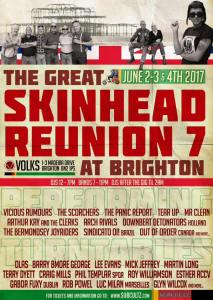 7th The Great Skinhead Reunion de Brighton