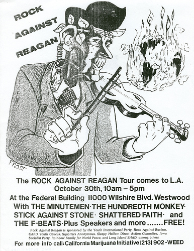 Rock Against Reagan