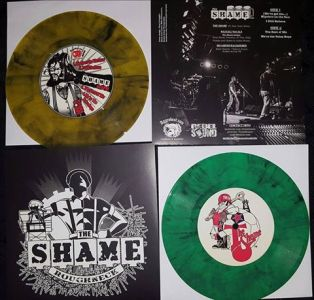 "The Shame: 7"" Roughneck"