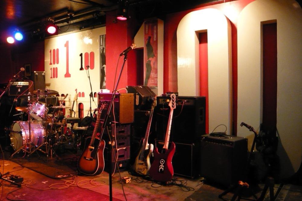 Tugurios del Rock: 100 Club (Londres)