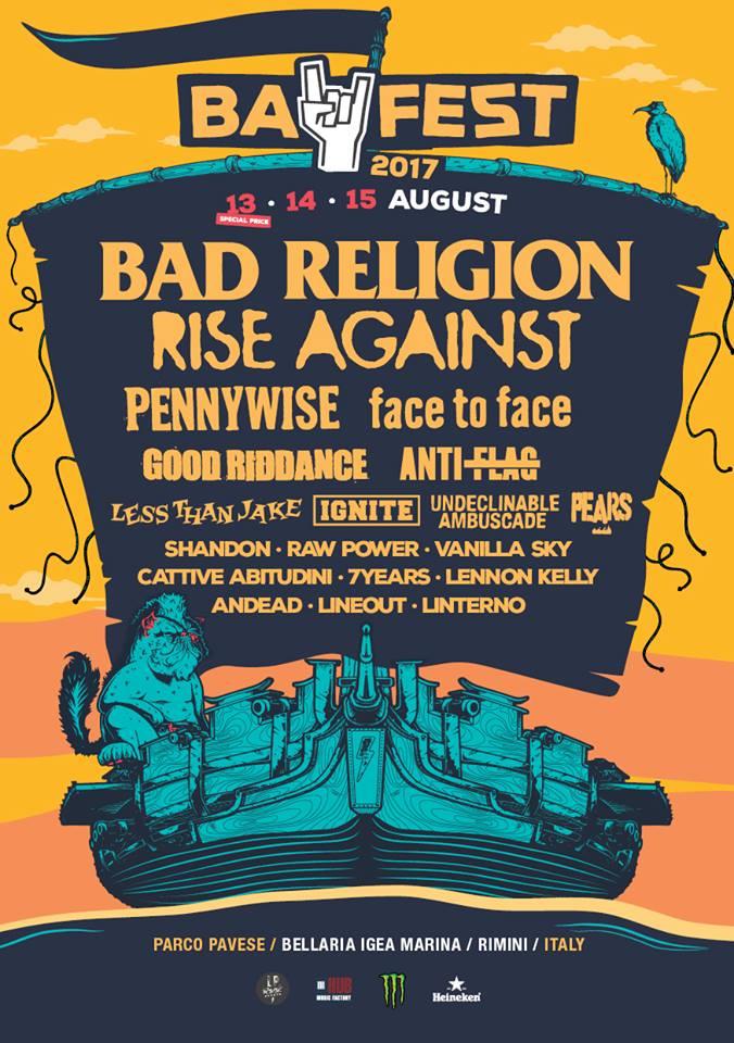 Cartel Bay Fest 2017
