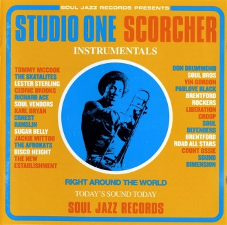 Studio One Scorchers Instrumentals