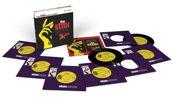 The Stax Vinyl 7s Box Set