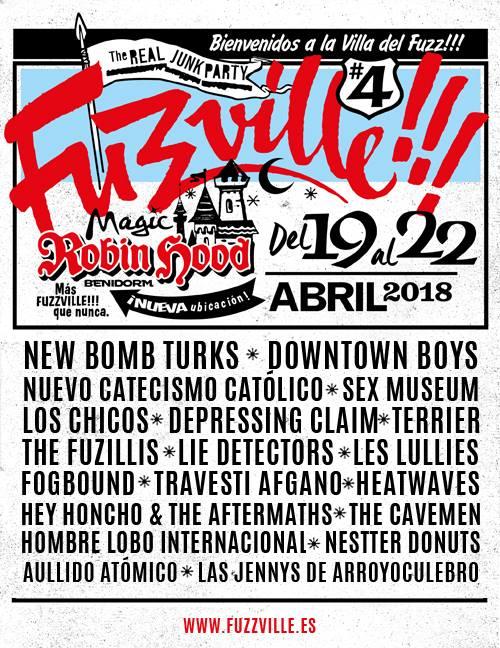 Cartel del Fuzzville 2018