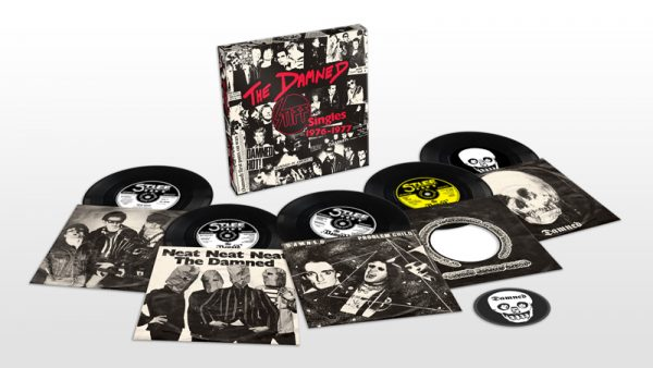 The Damned: Stiff Singles 1976-1977 box set