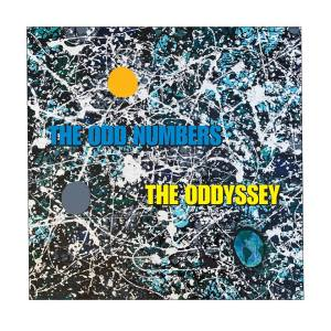 The Odd Numbers: The Oddyssey cover artwork