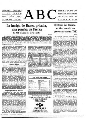 ABC 3 de mayo de 1983