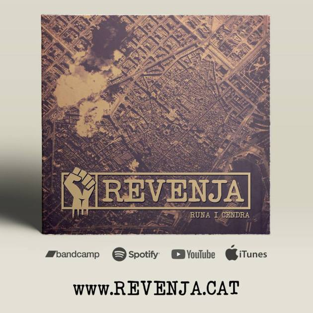 Revenja: street punk from Barcelona
