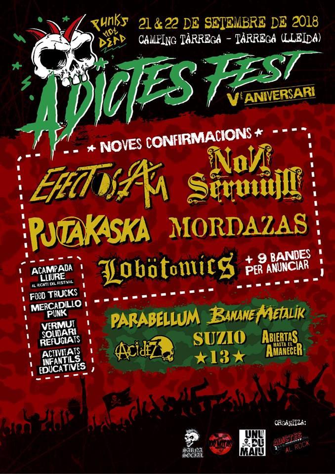 Adictes Fest 2018
