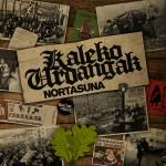 Portada de 'Nortasuna' de Kaleko Urdangak (Tough Ain't Enough Records, 2018)