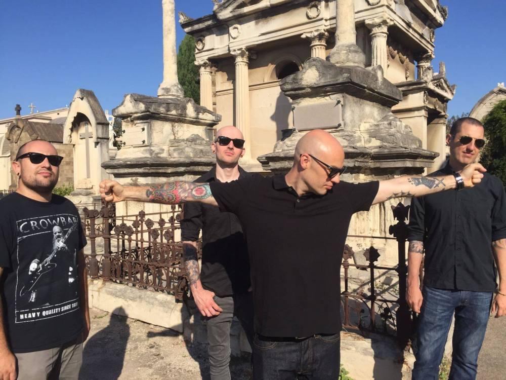 Entrevista a La Inquisición (punk desde Barcelona) con motivo de la publicación de su primer disco, LVX, en octubre de 2018