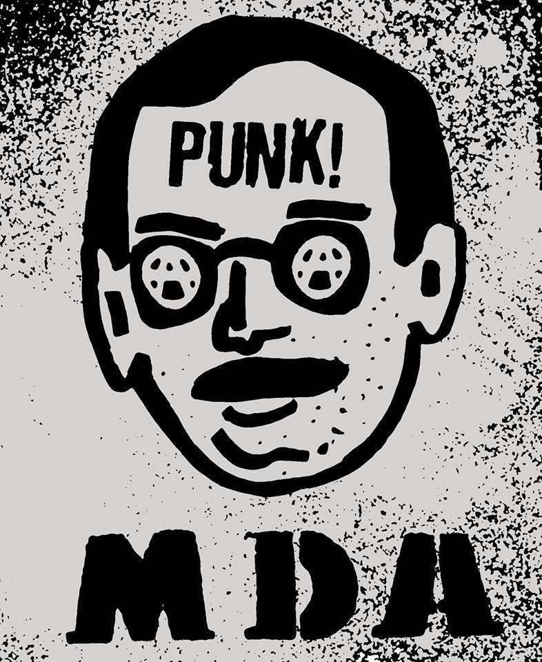 MDA Vol. 4 - 2019: Festival punk que se celebra del 14 al 17 de febrero en Ateneu L'Harmonia de Barcelona