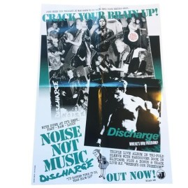 Discharge: Noise Not Music box set (FOAD Records, 2019)