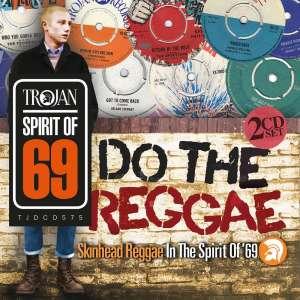 Portada de la recopilación 'Do the Reggae' 2cd de Trojan Records, que se publica el 22 de febrero de 2019