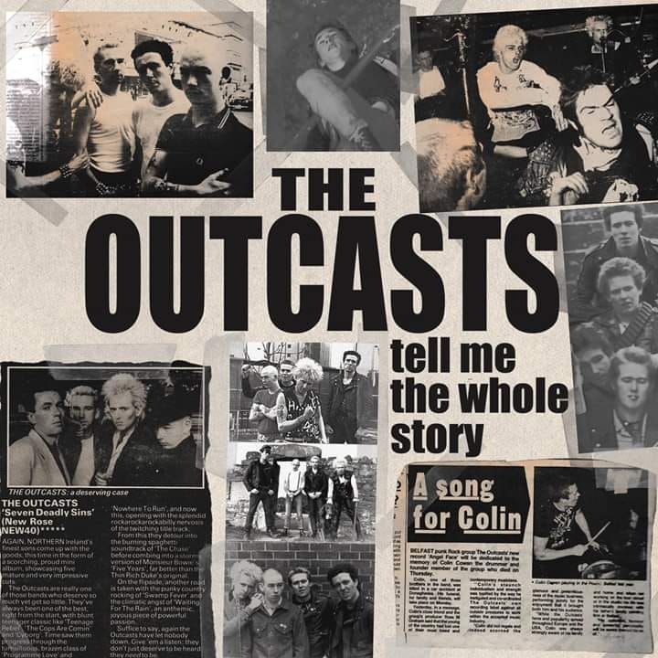 The Outcasts: Tell Me the Whole Story.