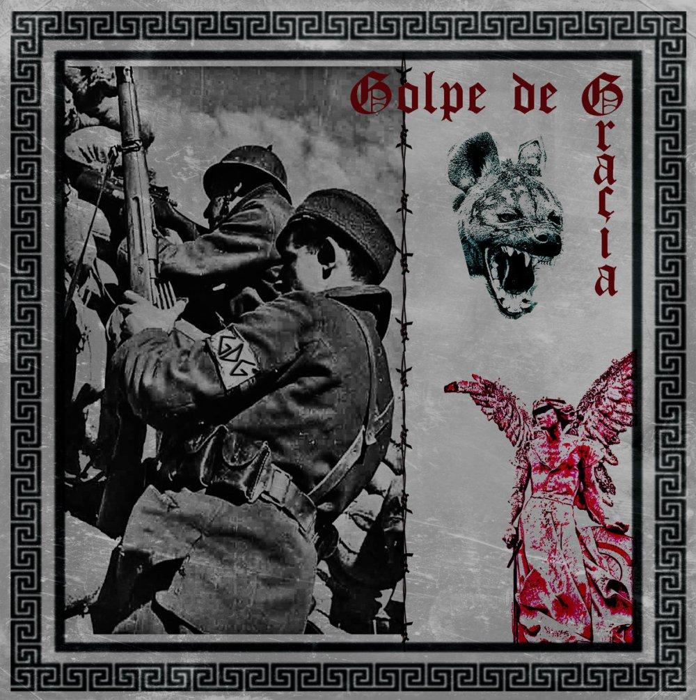 Portada del nuevo EP de Golpe de Gracia (2019)