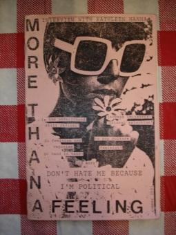 More Than a Feeling Zine