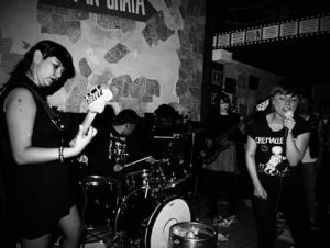 Riña: Punk (México D.F.)