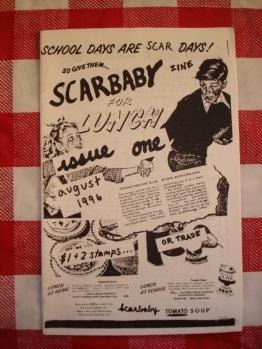 Scarbaby zine (agosto de 1996)