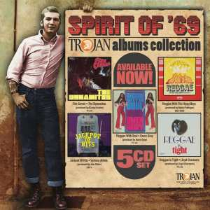 The Spirit Of 69 Albums CD Collection box set de Trojan Records (Marzo, 2019)