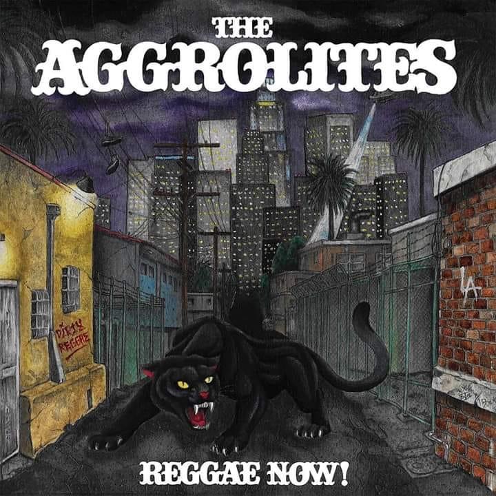 The Aggrolites: Nuevo disco, 'Reggae Now! (Pirates Press, 2019)