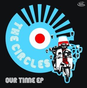 Portada de 'Our Time EP' de The Circles (Detour, 2019)
