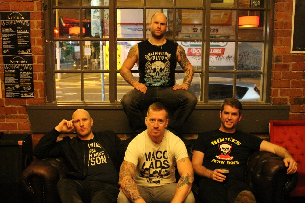 The Clinch: Oi! & Punk band from Melbourne (Australia)