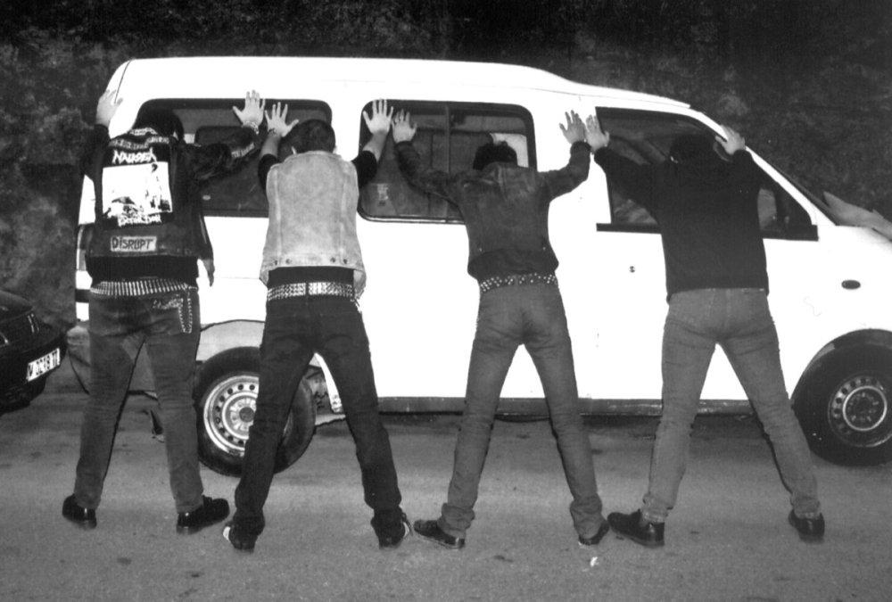 Arrest: Street Punk desde Barcelona