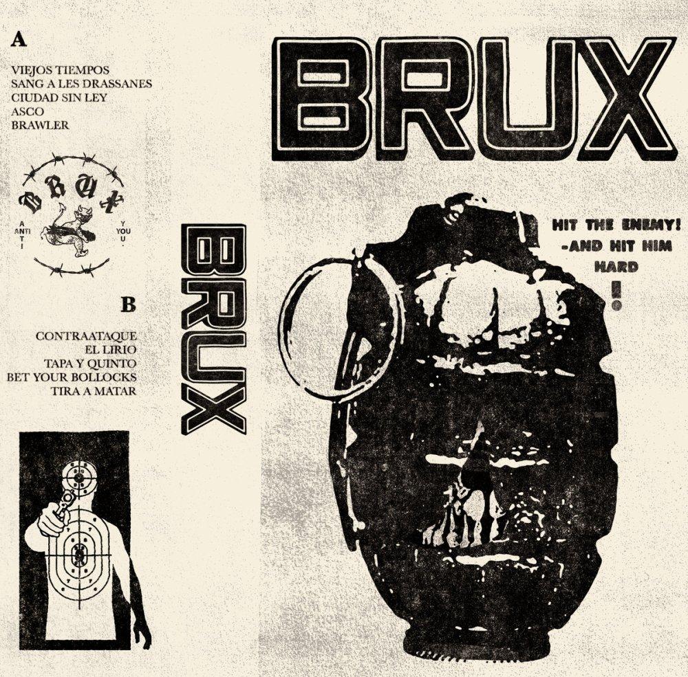Brux: Demo de esta formación de oi! & punk UK82 de Barcelona