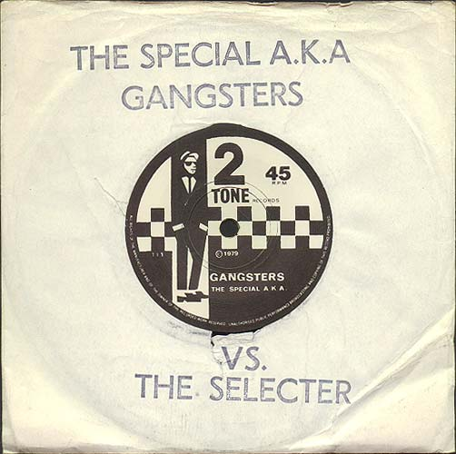 Portada UK de The Special AKA vs The Selecter