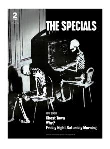 """The Specials: """"Ghost Town"""""""