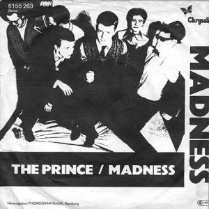 "Portada edición alemana de ""The Prince"" / ""Madness"" de Madness"