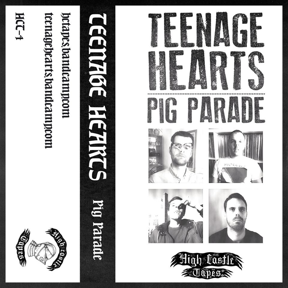 Teenage Hearts: Big Parade (High Castle / HoM Records, 2019)