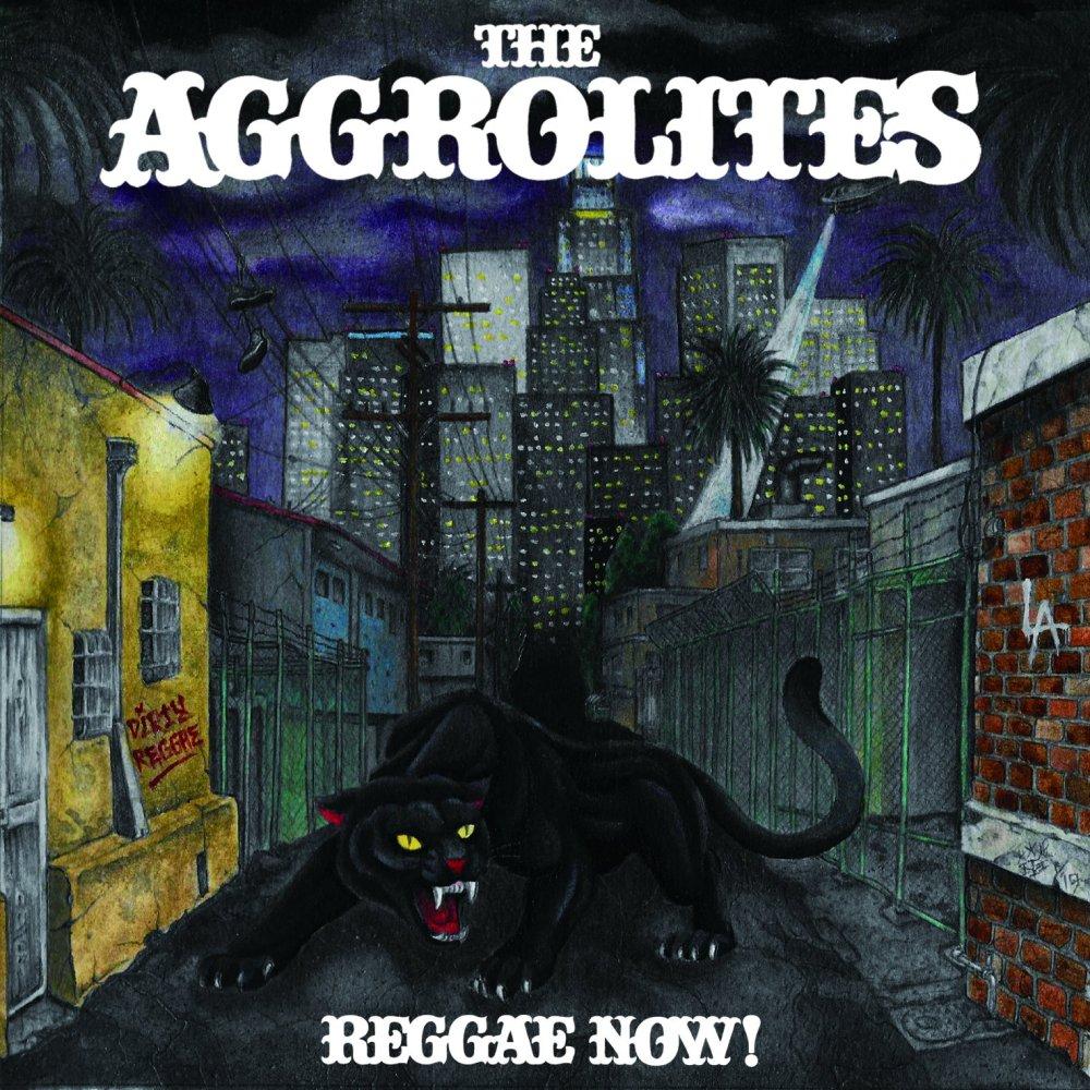 Portada de 'Reggae Now' de the Aggrolites (Pirates Press Records, 2019)