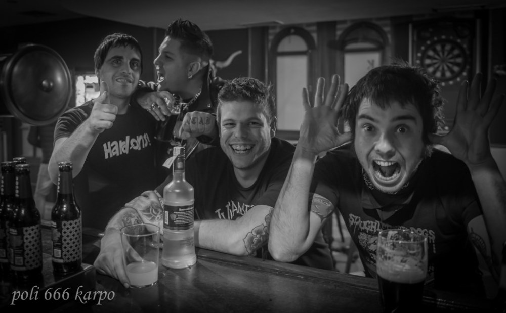 Crap: punk rock (Arrasate)