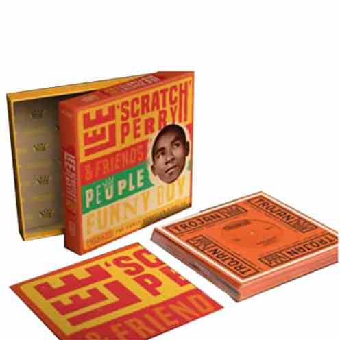 "'People Funny Boy: The Early Upsetter Singles' 10x7"" box set"