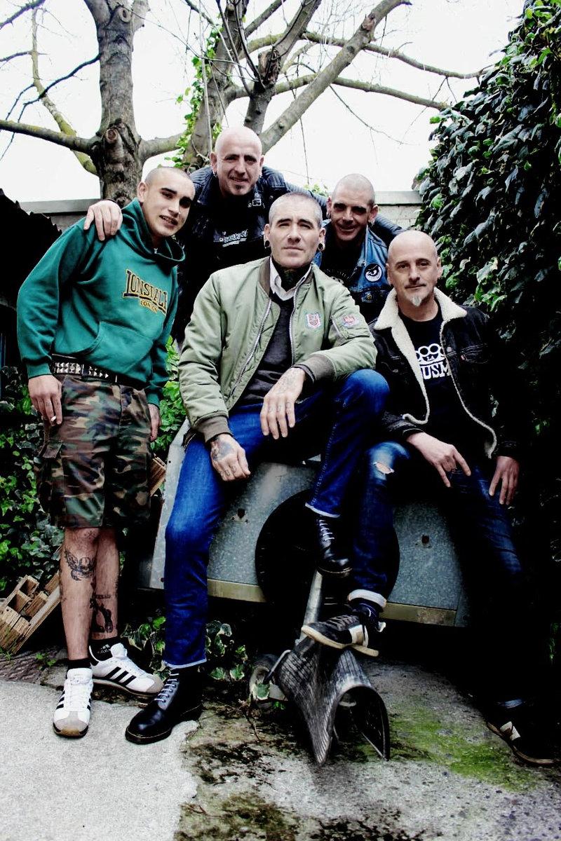 Sindy Berbenas: Skinhead Rock'n'Roll desde Arrasate/Mondragón
