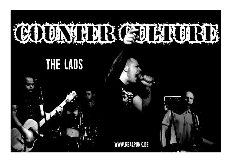 The Lads: Oi! & Punk from Freiburg