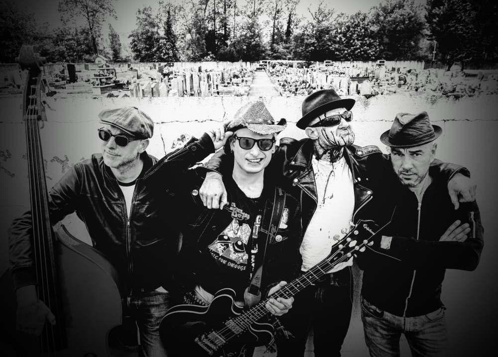 Dead Bollox: Psychobillly & Wild Rock'n'Roll from Pau (France)