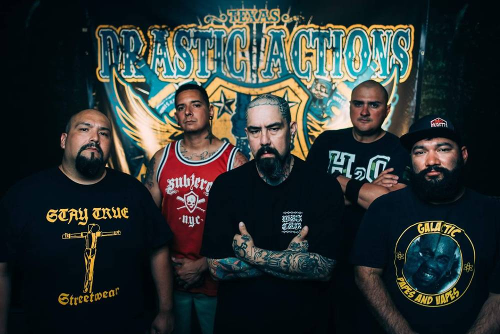 Drastic Actions: Hardcore & Punk from Texas