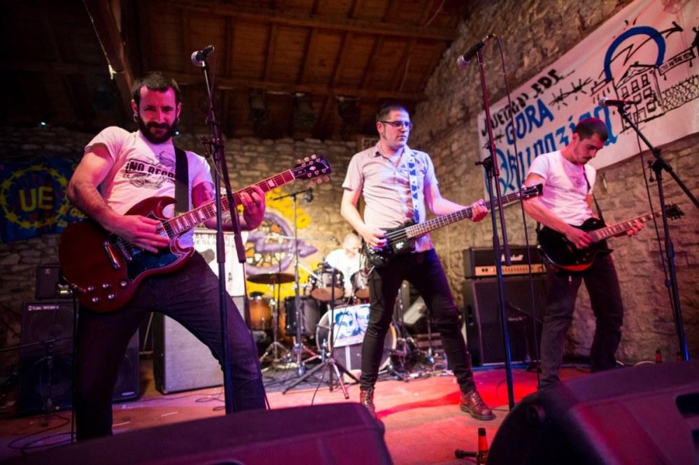 Iramo: Punk & Oi! desde Vitoria-Gasteiz | Fotografía: Dospordos