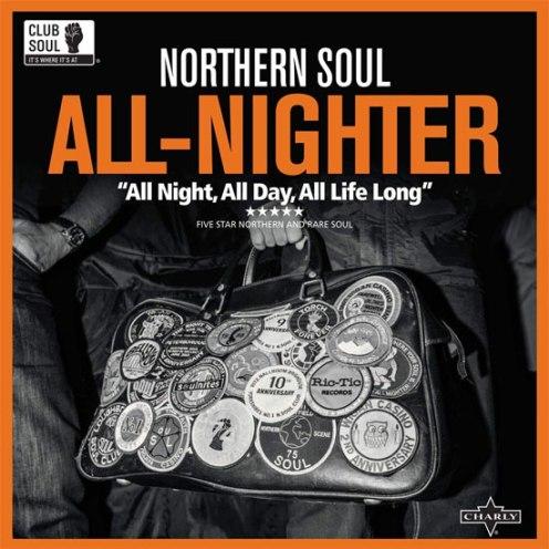 Portada de 'Northern Soul All-Nighter'