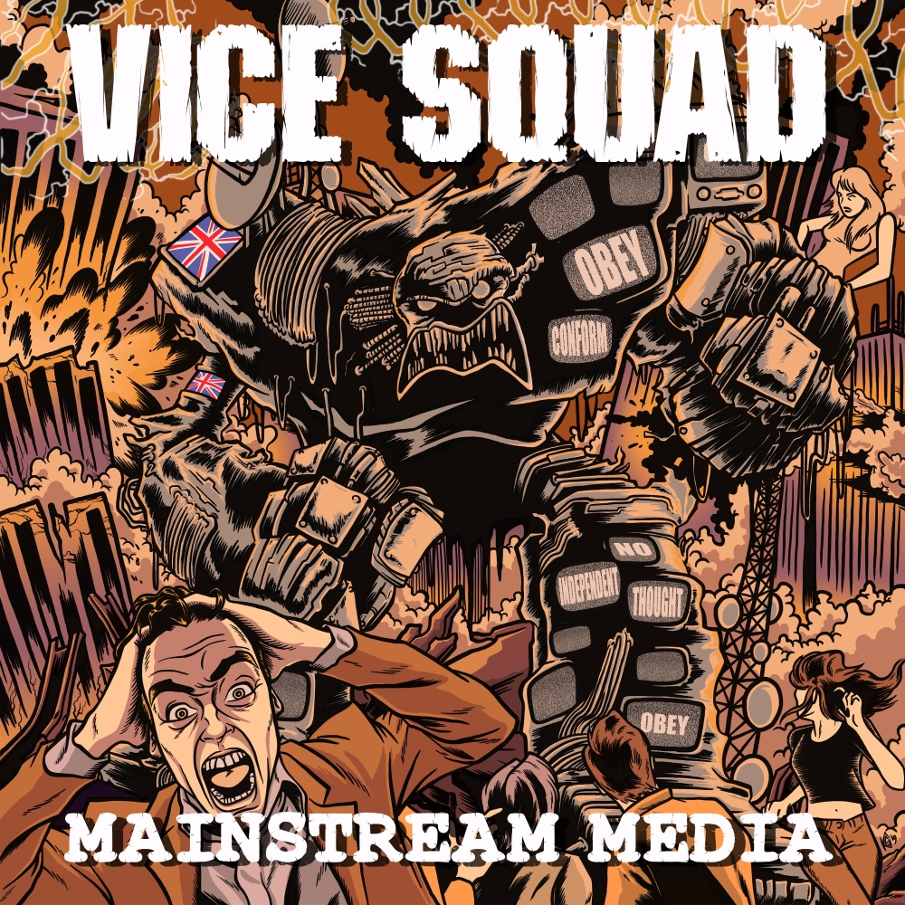 Vice Squad: Mainstream Media EP (2019)