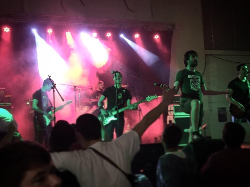 Barne Guda: Punk Rock