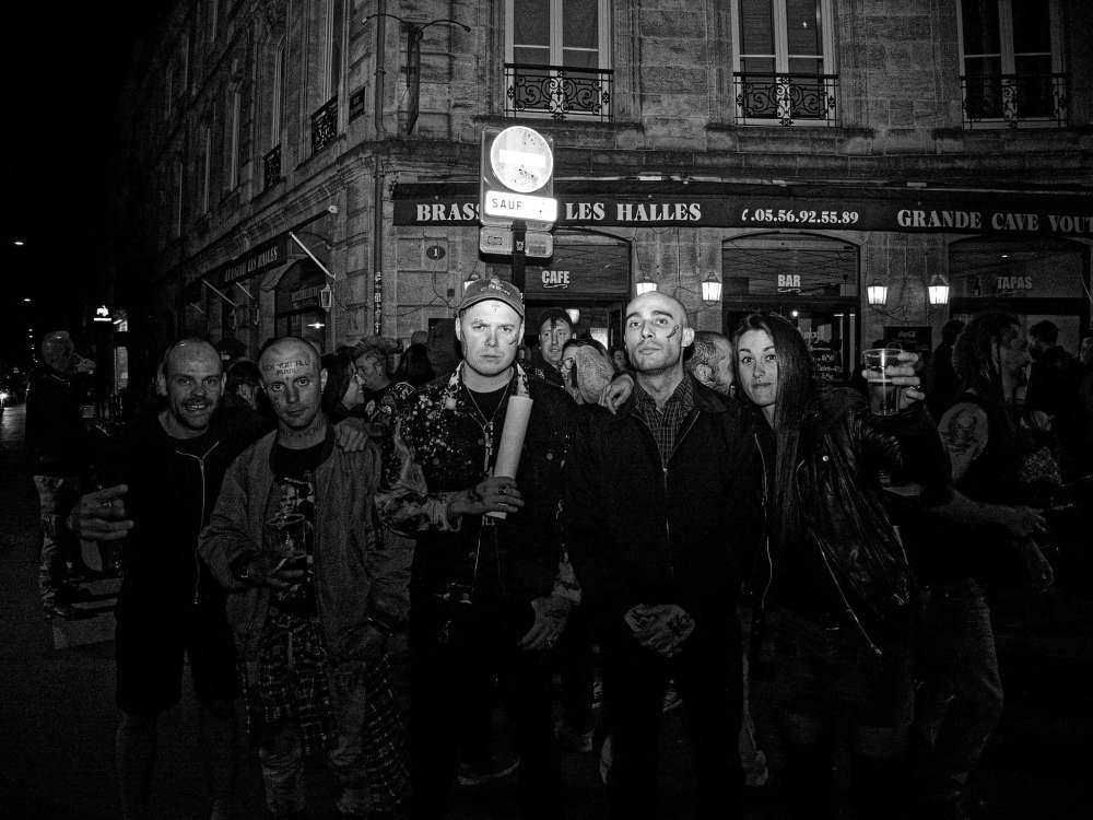 Kapø Blöd: Street Punk from Bordeaux (France)
