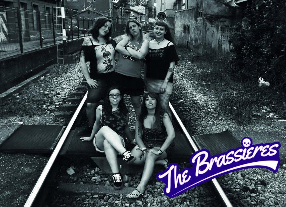 The Brassieres: Punk feminista desde Langreo (Asturias)