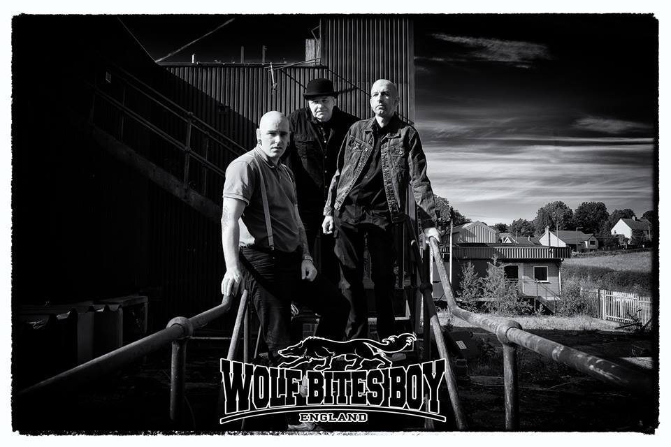 Wolf Bites Boy: Punk and Oi from West Midlands (UK)