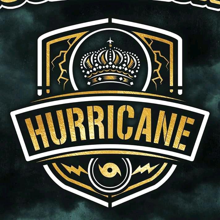 Portada de 'Hurricane' de Booze & Glory, publicado el 28 de octubre de 2019
