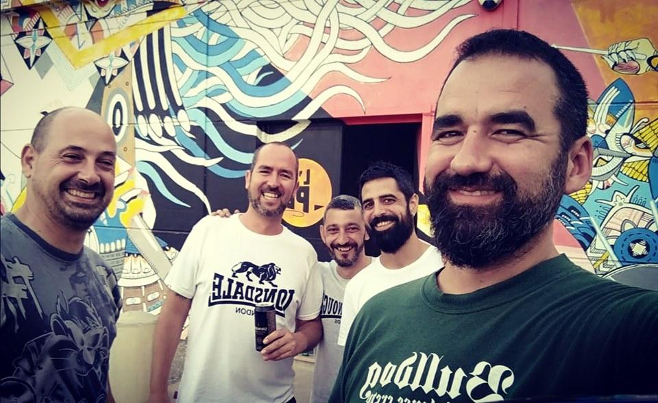 Prisioners of War: Punk Rock desde Sagunt (País Valencià)